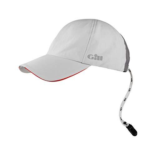 Gill Race Cap Hut Silber - Unisex