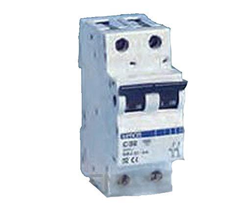 Simon simon 68 - Interruptor automático bipolar curva icp-m 5a 6ka