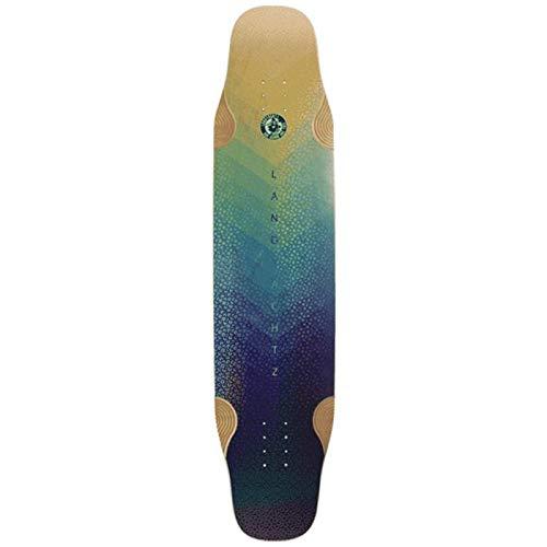 LANDYACHTZ Skateboard, Holofoil, Stratus Faction 46, 45,5 x 9,25 cm