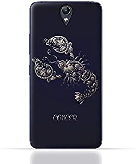 Lenovo Vibe S1 TPU Silicone Case With Zodiac Sign Cancer