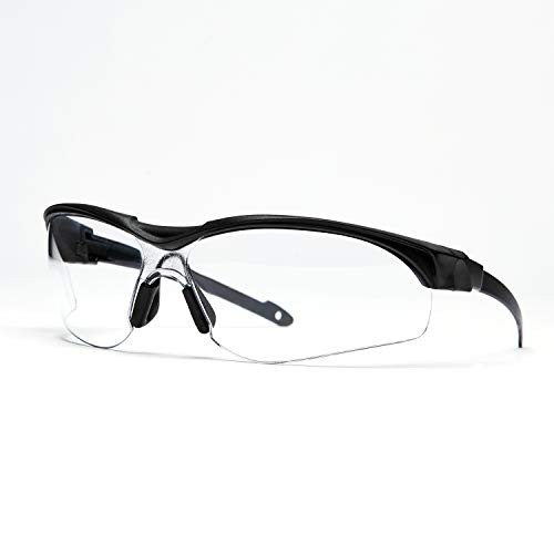 Cheapest Prices! [Upgraded Version] Pro For Sho Safety Glasses - Paper-thin Temple Designs for Long ...