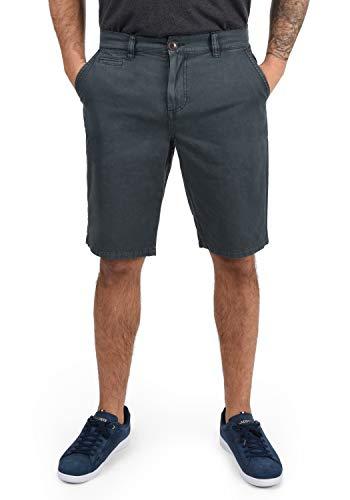 !Solid Viseu Herren Chino Shorts Bermuda Kurze Hose Aus 100% Baumwolle Regular Fit, Größe:XL, Farbe:Insignia Blue (1991)