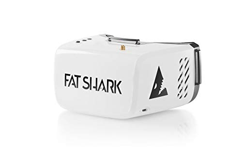 Fat Shark Recon V2 FPV Video Goggles with 5G8 Receiver 4.3