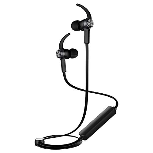 Aiwa Sport ESTBT-700BK In-Ear-Kopfhörer, Bluetooth, mit Freisprechfunktion