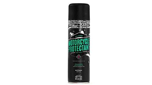 Muc-Off Motorcycle Protectant Motorrad Schutz Spray, 500 ml - Premium Korrosionsschutz Spray Rostschutz Spray für Motorräder nach der Reinigung - Sicher Auf Allen Oberflächen
