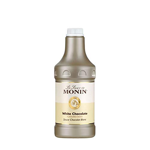 MONIN - Sauce Chocolat Blanc - 1,89L