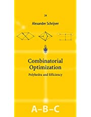 Combinatorial Optimization (Algorithms and Combinatorics (24))