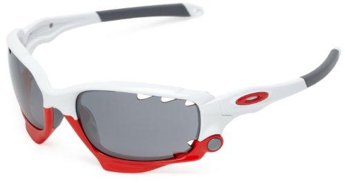 Oakley Vented Racing Jacket Gafas de sol, Multicolor, 57 Unisex