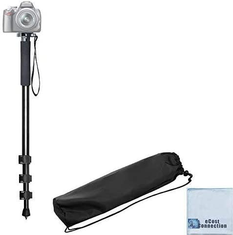 Acuvar 62' Inch Monopod with Integrated 4 Secti and Directly managed Max 79% OFF store Strap Safety