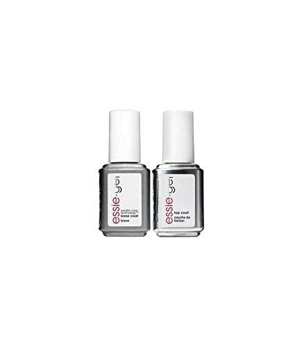 UV/LED Nagellack ESSIE gel Top Coat + Base Coat 12,5ml–farblos