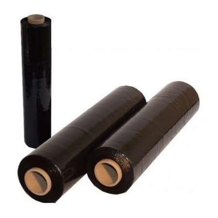 Rouleau de protection pour goutti/ère en plastique Noir 2 m noir