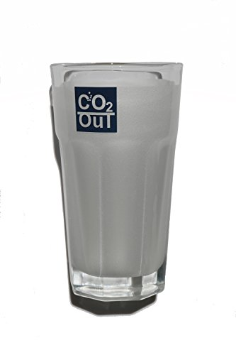 Co2-OuT, Trinkglas, Kohlensäure entfernen! Hilfe bei Sodbrennen, Glas 0,3 l