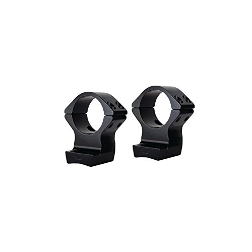 Browning Magazines & Sights X-Lock Integrated Scope Rings - 1in Gloss.600in High Height 12506, Multicolor, One Size