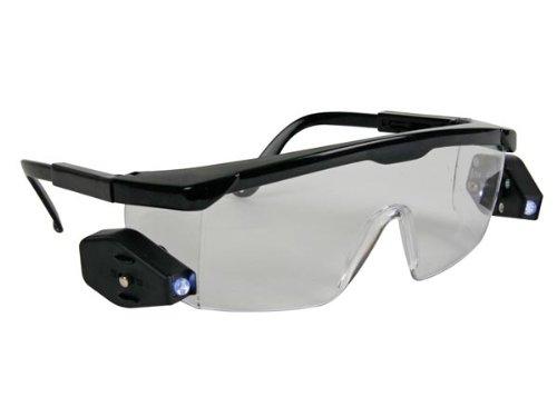 Perel SP11–Gafas protectoras con led