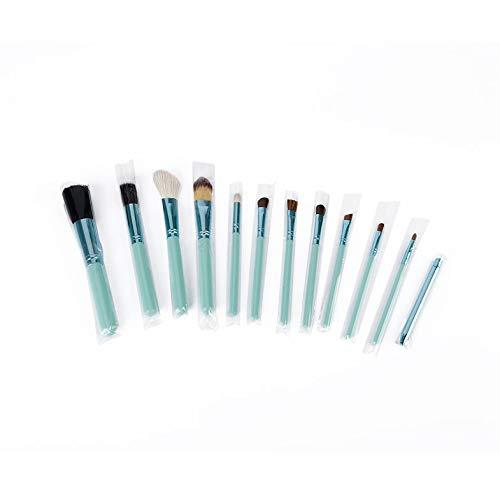 Cloverclover 12 Pcs Maquillage Cosmétique Animal Brosse Sourcils Fondation Poudre Pinceaux Ensemble