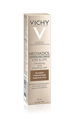 Vichy Neovadiol Gf Tratamiento Alisador labios Y Ojos , 15 ml