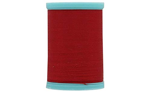 Coats Eloflex Stretch Thread 225yd-atom Red