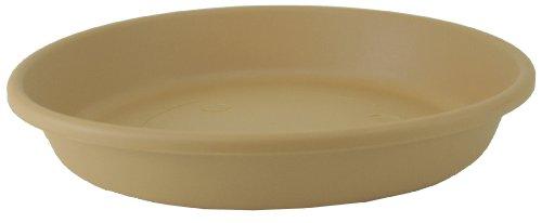 Akro Mils SLI24000A34C006LRTLD KZART SLI24000A34 Saucer for 24-Inch Classic Pot, Sandston