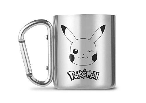 GB eye Pokémon Carabiner Mug Pikachu Pokemon Kelche Tassen, MGCM0036