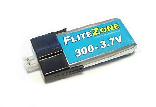 Pichler FliteZone 2x Lipo Akku 3,7V 300mAh für Blade MCPX, MCPX2