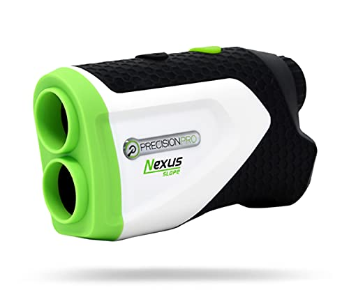 Precision Pro Nexus Slope Golf Rangefinder with Slope - Laser Golf Range Finder...