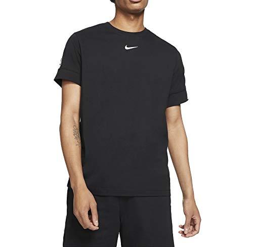 Nike Camiseta Repeat Negro M