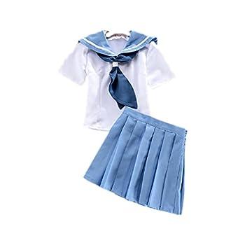 Cosplay Costume KILL la KILL mankanshoku mako Anime JK School Uniform Suits