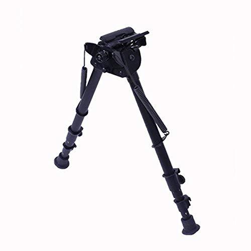 HARRIS Model_25_Series_S Bipod Shot y Accesorios de Caza, Unisex Adulto, Negro, Talla Única