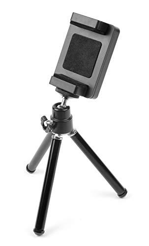 DURAGADGET Mini Treppiede Estendibile per Action Camera ICONNTECHS IT | LMT F60R | miSafes | Mixmart | ONEU | WiMiUS L1 - + Supporto - Alta qualità