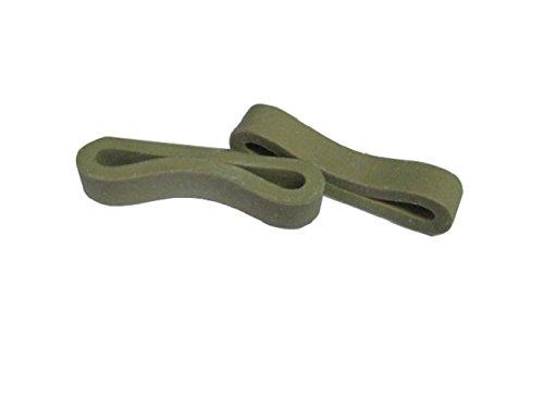Goma piquetas Bolsa 10 Unidades, 7 cm Largo x 0.9 cm Ancho