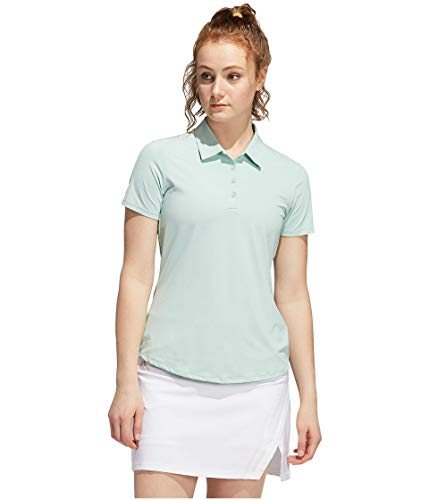 adidas Ultimate365 - Polo para mujer - TW3700S20, Ultimate365 - Polo, XL, Verde (Green Tint)