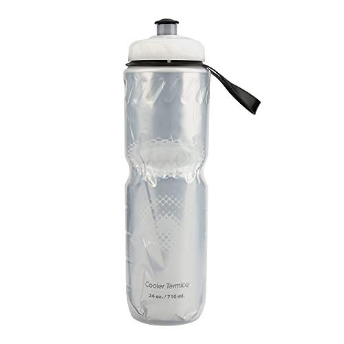 YIFengFurun Science in Sport - Botella para bebidas frías y calientes de 12 horas 24 horas, frasco deportivo ideal para el trabajo, gimnasio, viajes