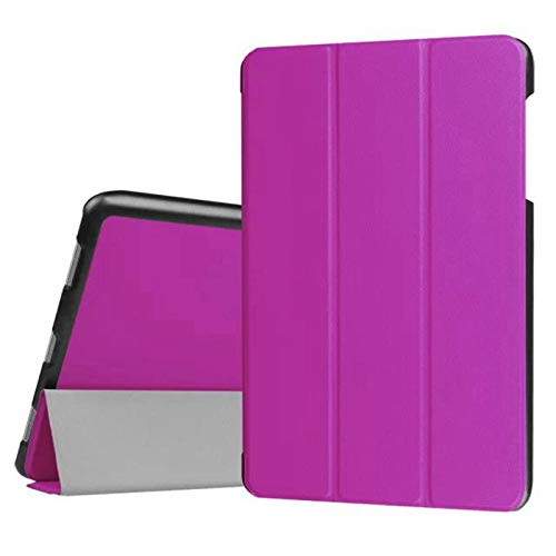 Slanke magnetische klapbare flip PU lederen tas voor Asus ZenPad 3S 10 Z500M 9,7-inch standaard afdekking voor Asus z500m tablet-hoezen lila