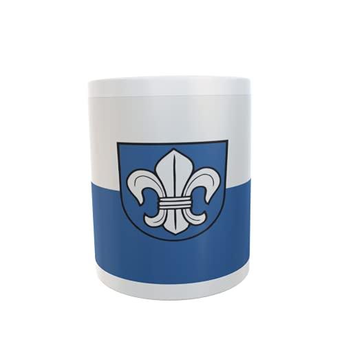 U24 Tasse Kaffeebecher Mug Cup Flagge Eningen unter Achalm