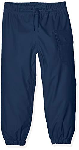 Hatley Childrens' Splash Pants, Classic Navy,4