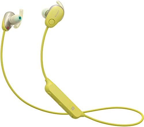Sony WI SP600N Premium Waterproof Bluetooth Wireless Extra Bass Sports in Ear 6 Hr of Playback product image