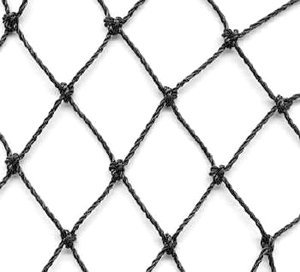 Excursions Aviary Netting Heavy Knotted 2 inch Poultry Net (25 ft x 50 ft)