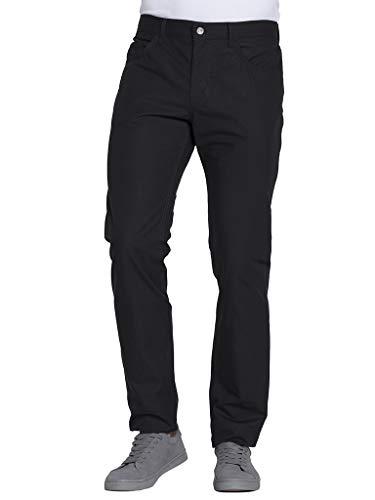 Carrera Jeans - Pantalone per Uomo, Tinta Unita, Tessuto in Tela IT 54