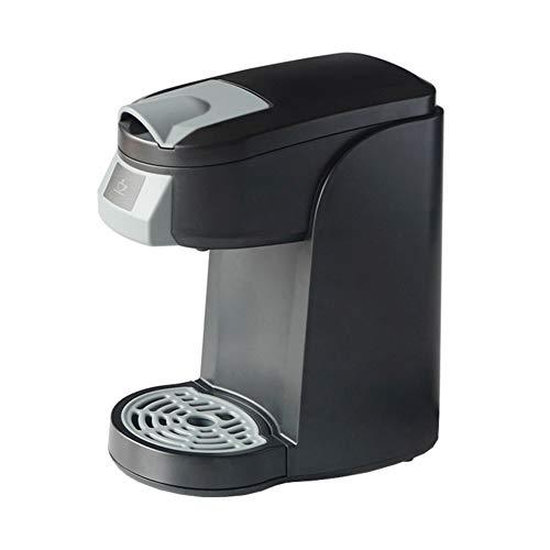 Professioneel espressomachine, Capsule-koffiemachine Zwart uiterlijk, professionele capsulemachine, vrijstaande kleine thuiskantoorkoffie