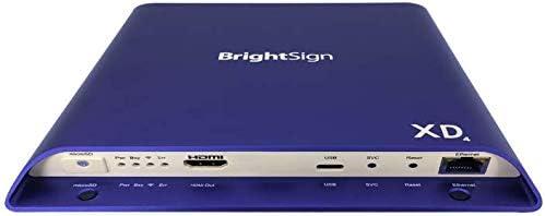 BrightSign 4K Advanced HTML5 Interactive Media Player XD1034