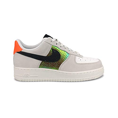 Nike WMNS Air Force 1 Low Gris Cw2657-001, Gris (gris), 40.5 EU