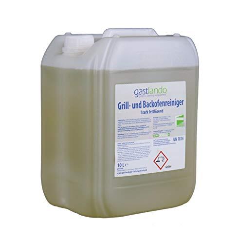 Backofenreiniger Grillreiniger 10 Liter Konzentrat Gastronomie Gastlando