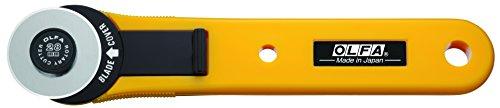 OLFA 9551 RTY-1/G 28mm Straight Handle Rotary Cutter