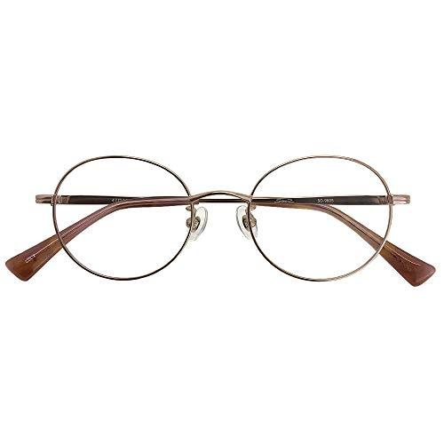 SHOWA ブルーライトカット UVカット 遠近両用メガネ ソーホーズクラシック SO-9805 (ピンク) (レディースセット) 全額返金保証 境目のない 遠近両用 眼鏡 老眼鏡 おしゃれ レディース 女性 リーディンググラス パソコン PC メガネ (