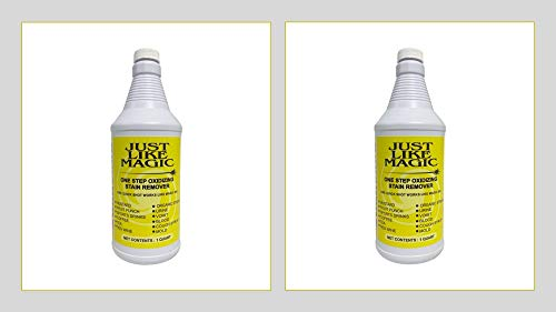 Just Like Magic Carpet Cleaner Organic Stain Discoloration Remover 2pk 32oz