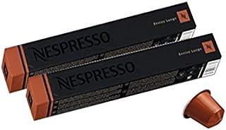 Nespresso ENVIVO LUNGO Coffee 20 Capsules