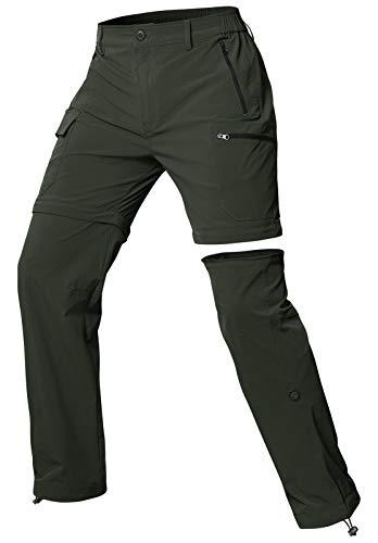 Cycorld Wanderhose Damen Trekkinghose, Atmungsaktiv Zip Off Damen Outdoorhose...