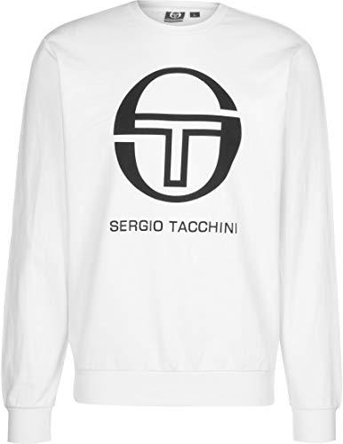 Sergio Tacchini Ciao Sweater 101 White/Black