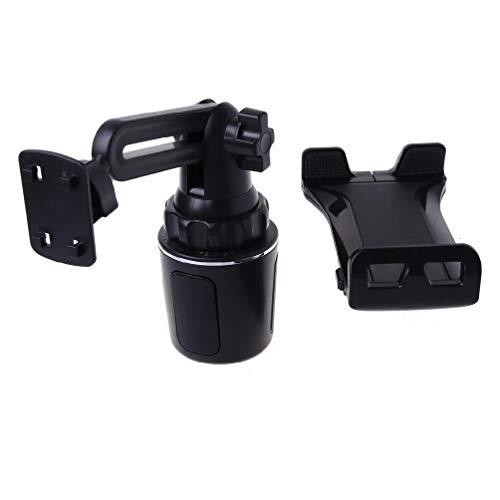 LGQing Universal Car Cup Holder Soporte para teléfono móvil Soporte de navegación para Tablero de Tableta de teléfono de 3.5-12.5'