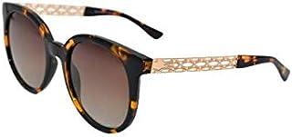 نظارات شمسية من ميك للنساء MS7069 بني/DA
